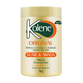 Ilustração - Creme de Tratamento Kolene 1 kg