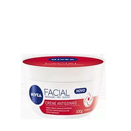 Ilustração - Creme Facial Nivea 100g