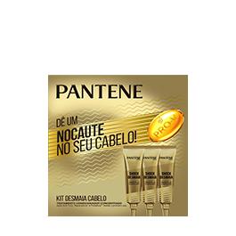 Ilustração - Creme de Tratamento Pantene Ampola com 3 unidades 15mL
