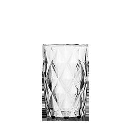 Ilustração - Copo de Vidro Original Diamante 360mL